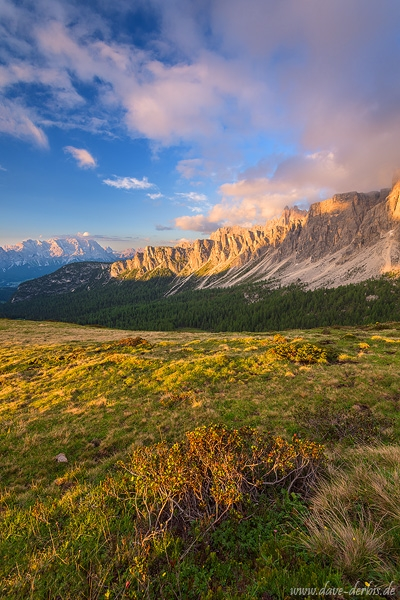 sunset, mountains, rugged, golden hour, dolomites, italy, 2016, photo