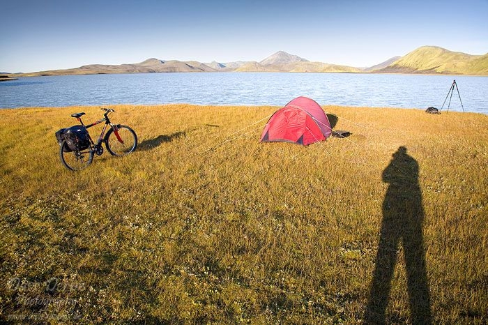 phototours c&ing tours tent expedition bike selfie iceland & Iceland Camping :: Dave Derbis :: Photography
