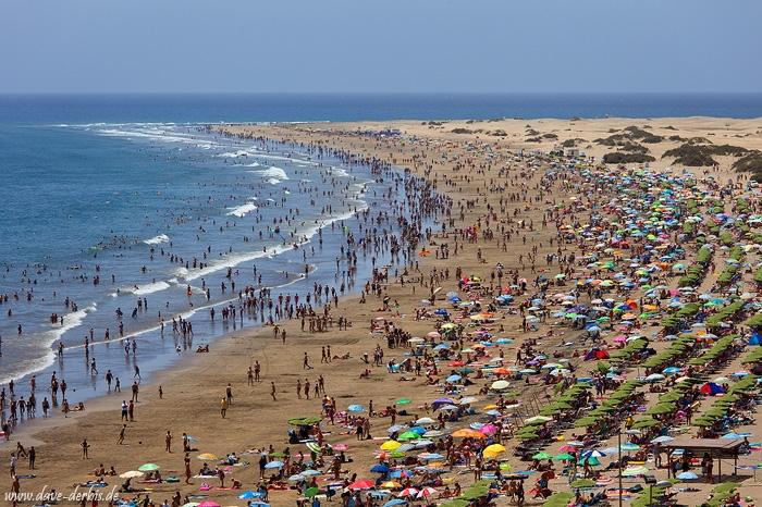 Playa del Ingles Spain  City pictures : Playa del Inglés Photo