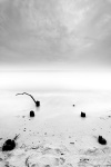 coast, baltic sea, long exposure, prerow, time, germany, 2010, photo