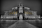semperoper, dresden, christmas, winter, cold, radeberger, pilsner, radeberger pilsner, theatherplatz, bnw, photo