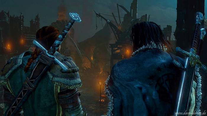 shadow of mordor, middle earth, game, ingame, photography, screenshot, goty edition 2017, photo