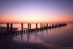 sunset, beach, coast, baltic sea, pink, long exposure, germany, zingst, 2016, Germany, photo