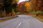 autumn, harz, foliage, roadshot, street, harz, germany, 2012, photo