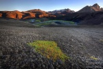 iceland, landmannalaugar, mountain, sunset, temple, canon, assignment, remote, rare, beauty, kylingar, volcanic, photo