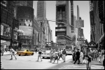 manhattan, skyscrapers, downtown, usa, new york city, new york, nyc, times square, photo