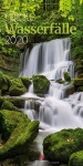 wasserfall, kalender, calendar, 2020, cascade, water, photo