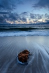 beach, baltic sea, ocean, sunset, wave, germany, weststrand, prerow, darss, 2011, photo