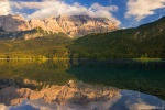 eibsee, zugspitze, spiegelung, reflektion, see, berge, alpen, germany, 2018, Stock Images Germany, photo